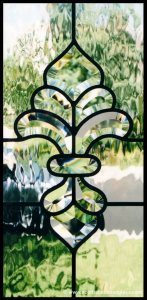 Custom Stained Glass Panel Denver