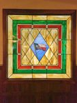 stained glass texas window artwork denver