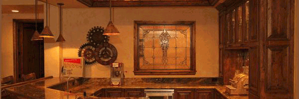 basement stained glass windows denver