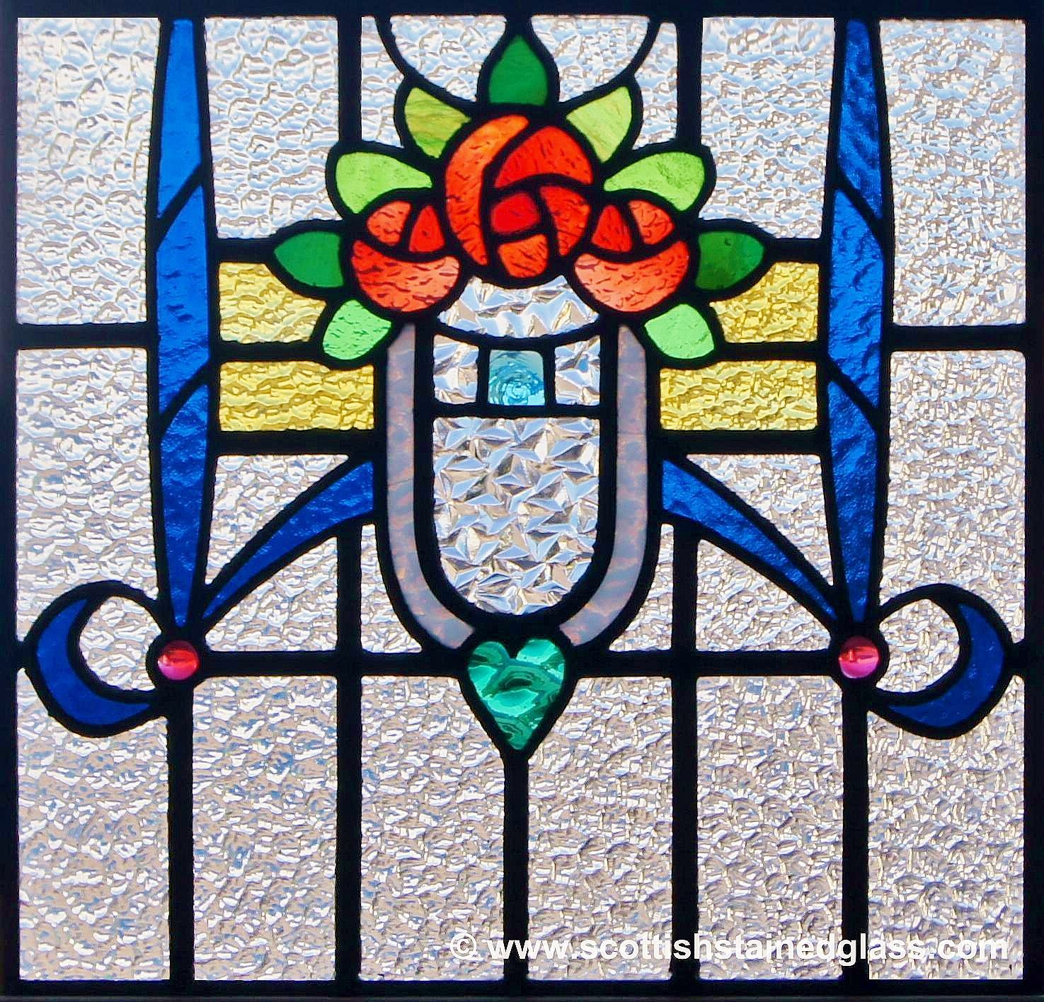 Stained Glass Window Designs : Antique stained glass windows