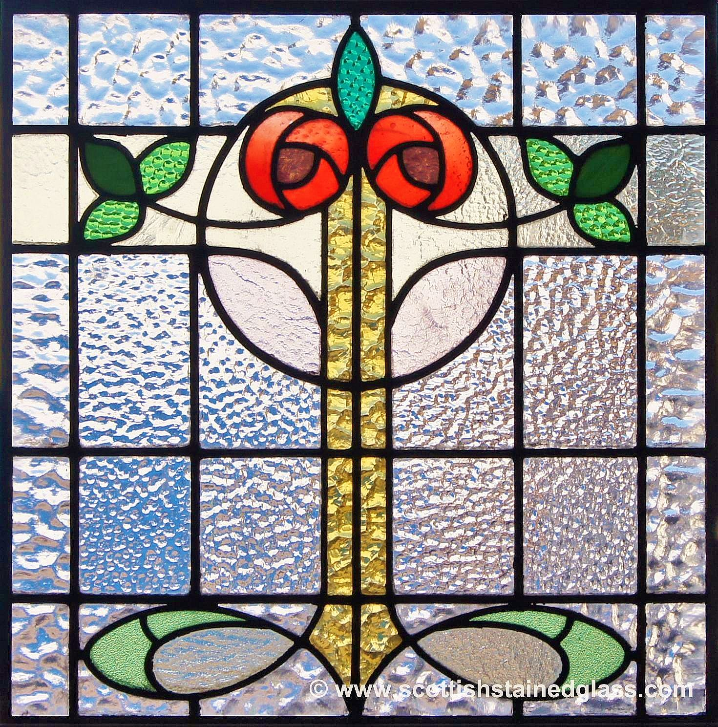 Antique stained glass windows for Window design art