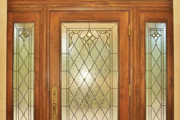 Scottish Stained Glass Denver Entryways Doors
