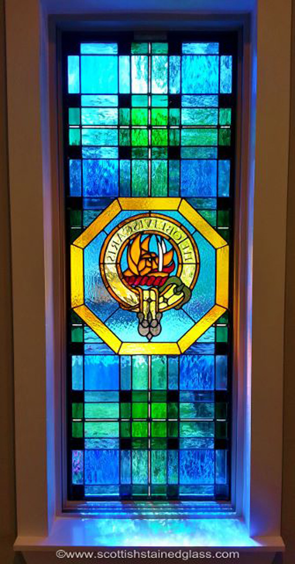 October S Beautiful Stained Glass