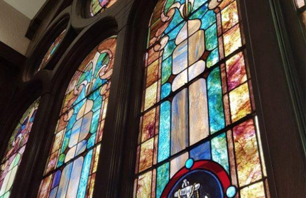 church stained glass kansas city repair