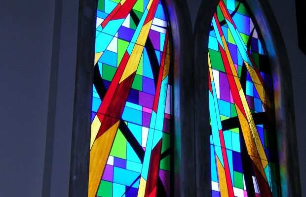spencer church stained glass restoration