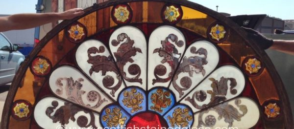 stained glass restoration grand junction