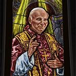 church-stained-glass-denver-john-paul