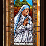 church-stained-glass-denver-saint-teresa-of-calcutta