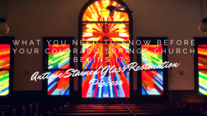 colorado springs stained glass restoration