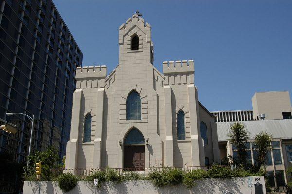 saint davids church austin