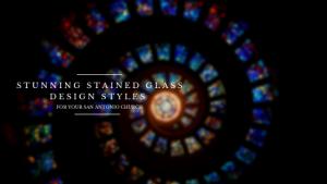 stained glass design san antonio
