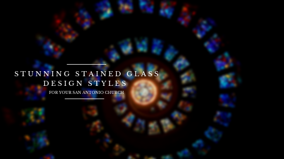 stained glass design san antonio