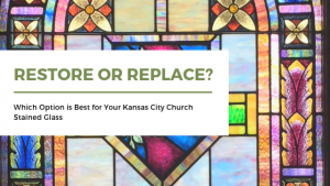 stained glass repair kansas city