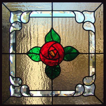 antique stained glass restoration houston