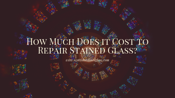 cost to repair stained glass