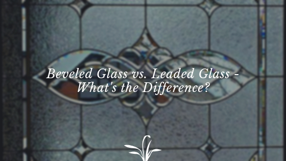 beveled glass leaded glass fort collins