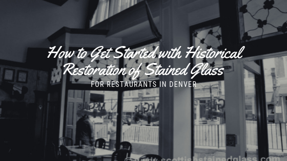 stained glass restoration denver restaurants