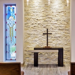 houston Retail Stained Glass - SGH 77