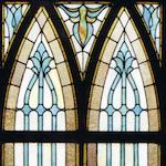 houston Modern Retail Stained Glass - SGH 75