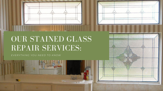 stained glass repair services