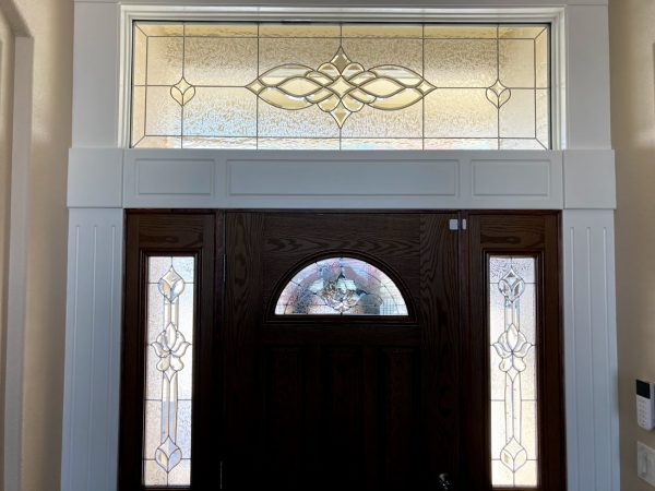 Denver Entryway Stained Glass
