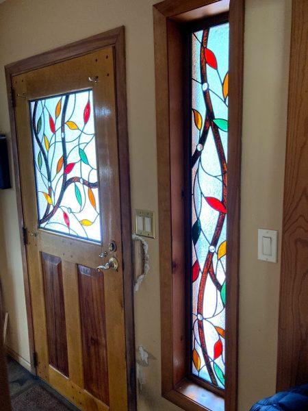 Denver Sidelight Stained Glass