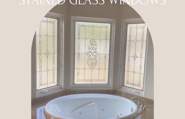 stained glass windows san antonio home