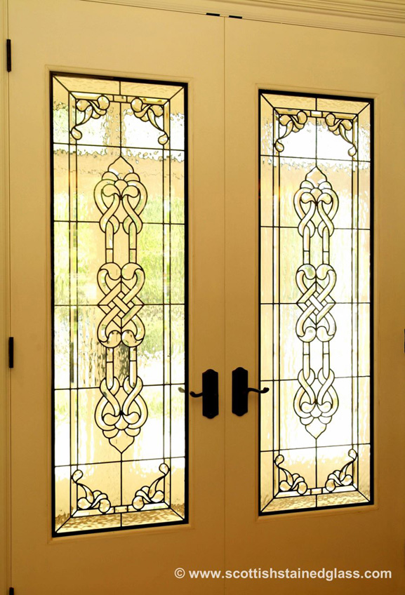 Beautiful Stained Glass For August
