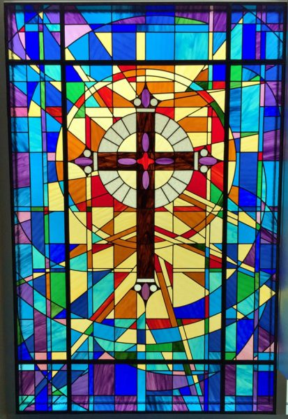 Denver Scottish Stained Glass Restoration