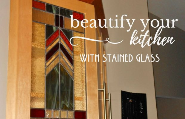 kitchen stained glass ideas