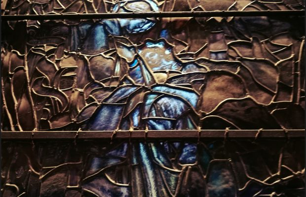 Scottish Stained Glass Window Denver
