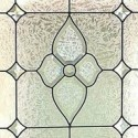 Custom Beveled Kitchen Stained Glass Denver