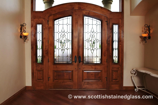 custom stained glass dallas