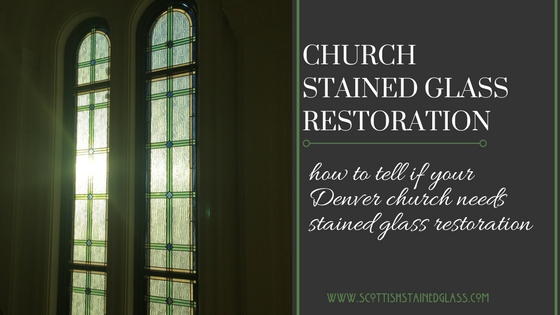 denver church stained glass restoration