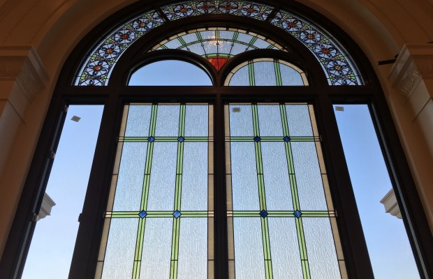 mormon temple lds colorado fort collins stained glass