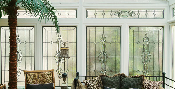 transom stained glass san antonio home